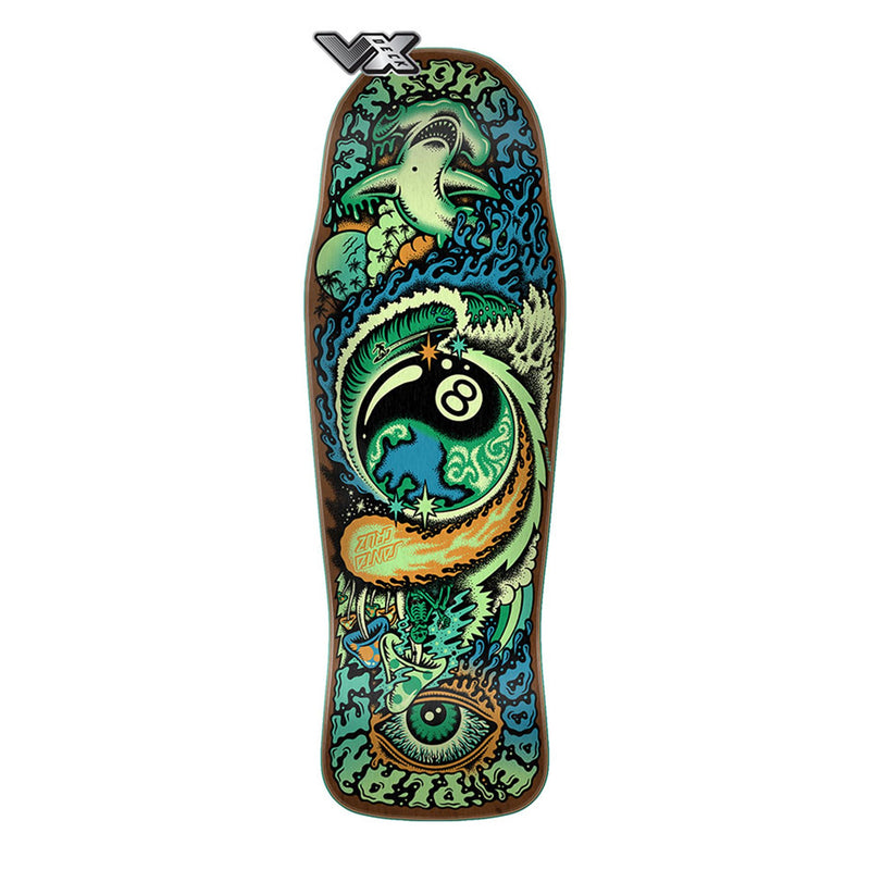 Santa Cruz Winkowski Dope Planet VX Deck Product Photo