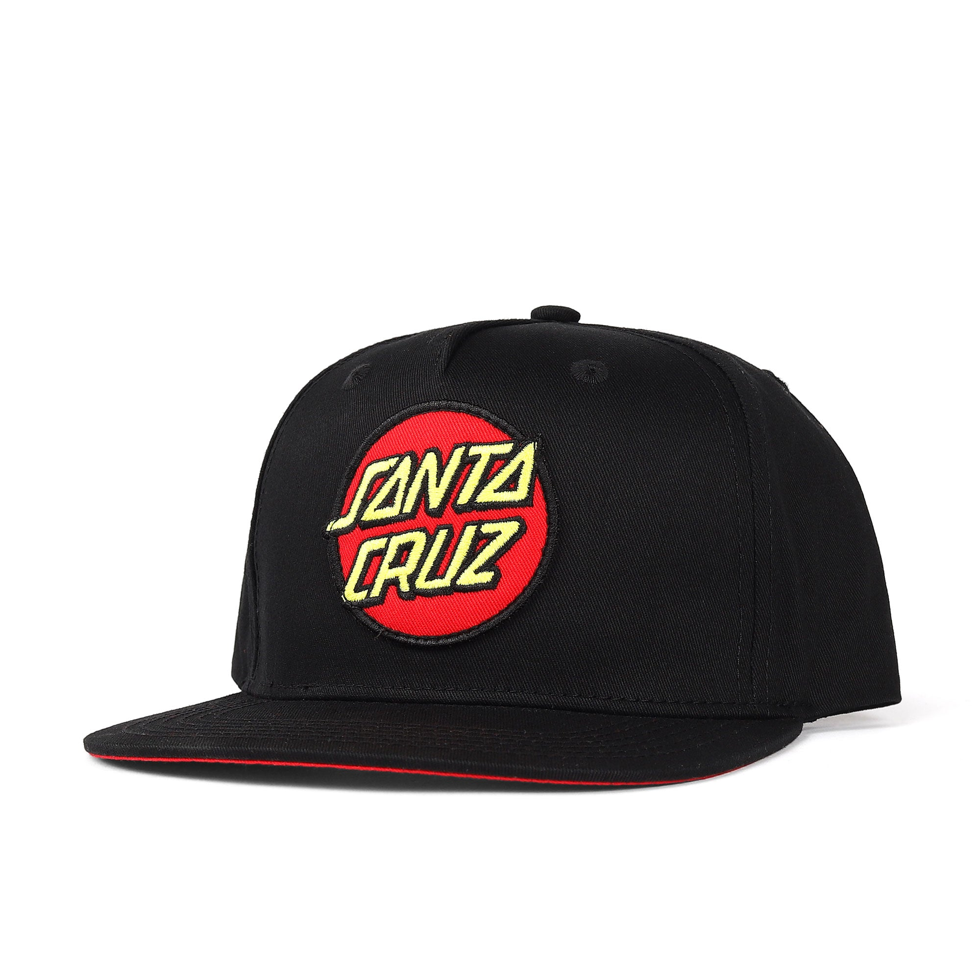 Santa Cruz Classic Patch Snapback Cap Product Photo #1