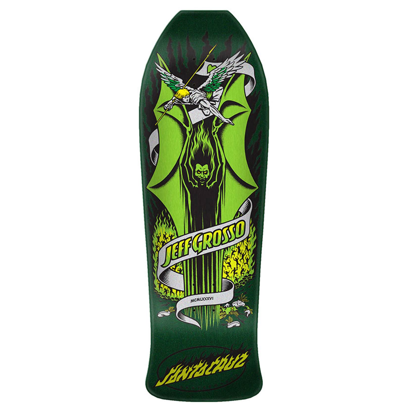 Santa Cruz Grosso Demon Deck Product Photo #1