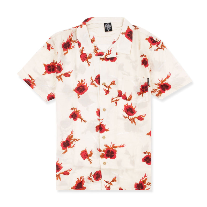 Santa Cruz Poppy S/S Shirt Product Photo