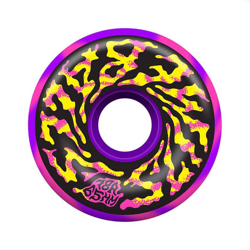 Santa Cruz Slime Balls Swirly Wheels Product Photo