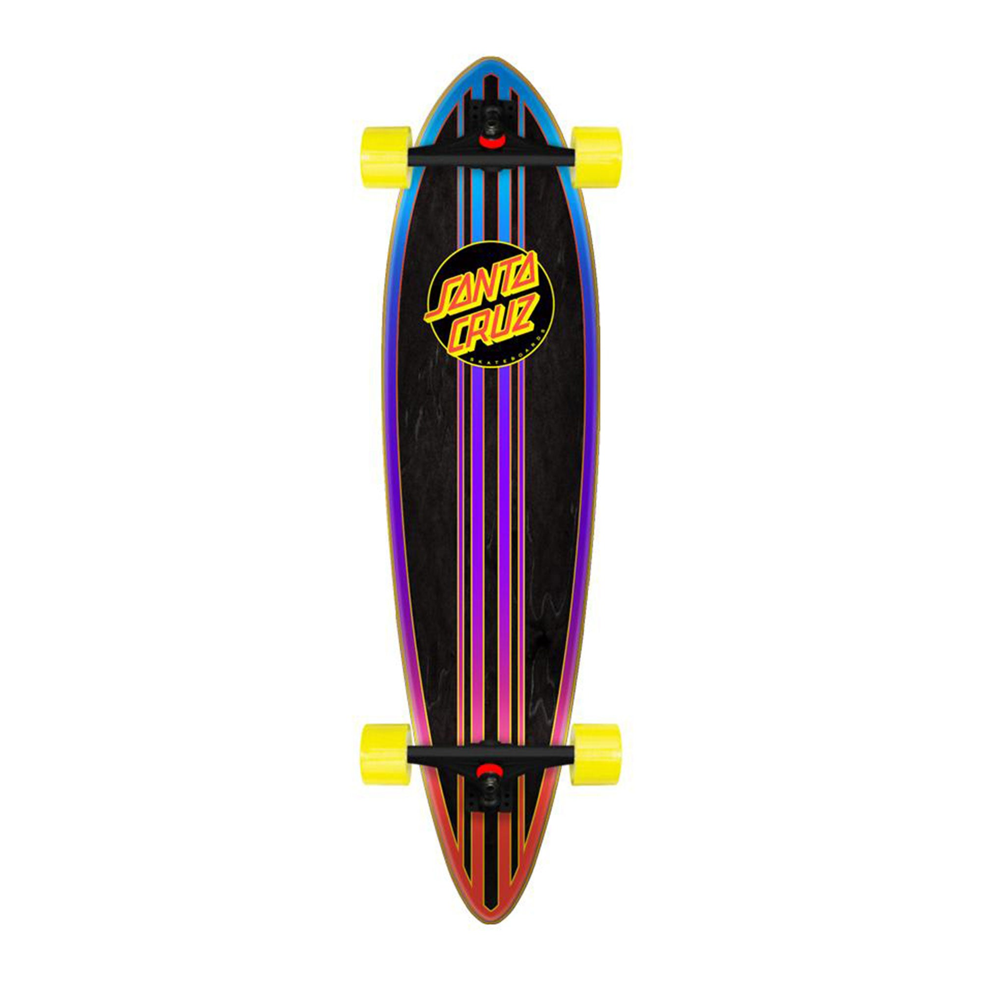 Santa Cruz Sundown Pintail Cruzer Complete Product Photo #1