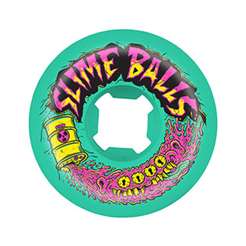 Santa Cruz Toxic Terror Speed Ball Wheels Product Photo