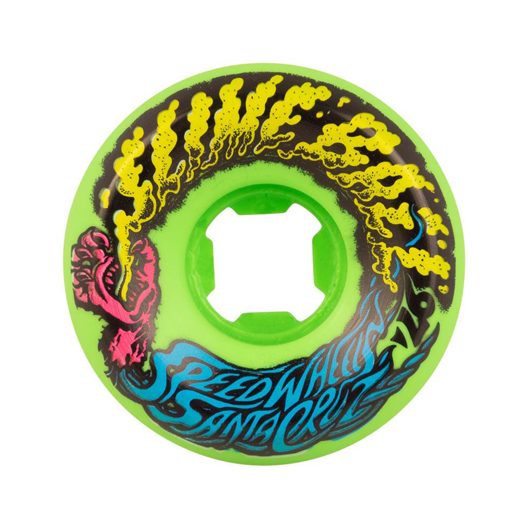 SANTA CRUZ SLIMEBALLS GREEN - 54MM