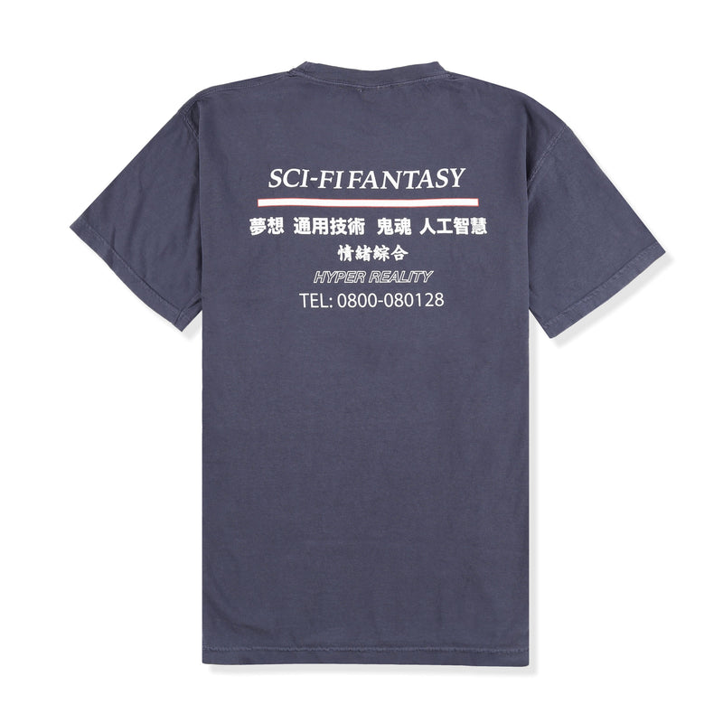 Sci-Fi Fantasy Industrial Tee Product Photo