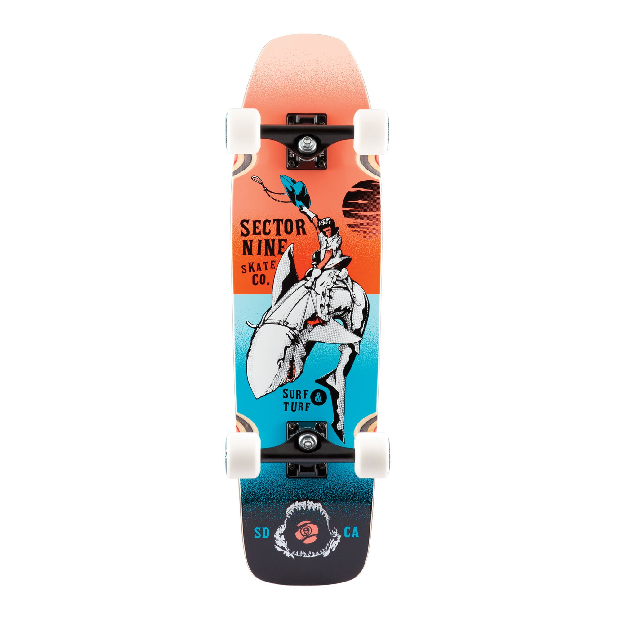 Sector 9 Guacho Ninety Five Complete Product Photo #1