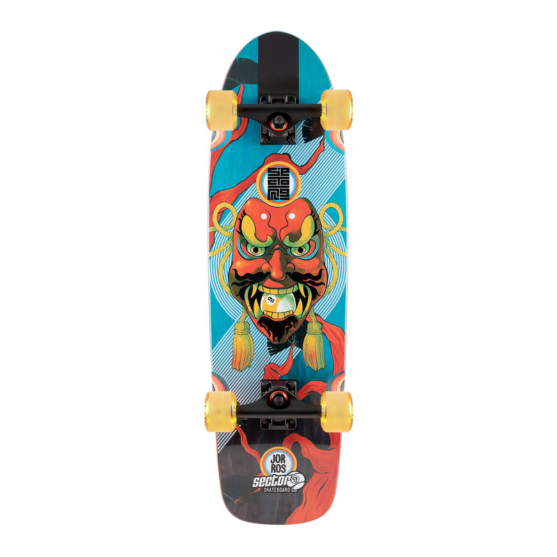 Sector 9 Chop Hop Noh Complete Product Photo