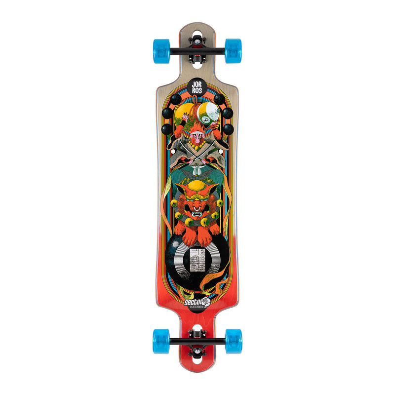 Sector 9 Paradiso Monkey King Complete Product Photo