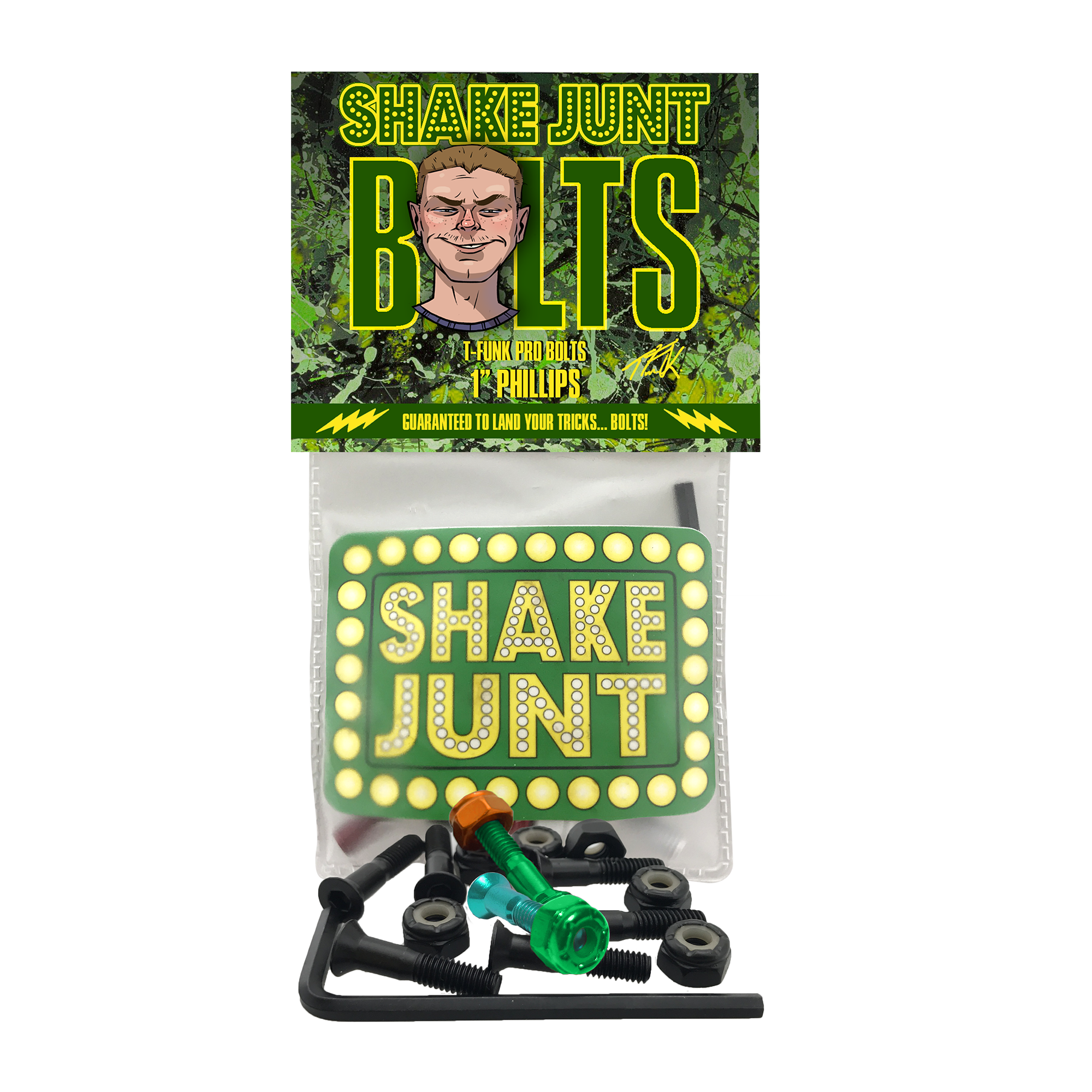 Shake Junt Shake Junt Bolts Product Photo #1