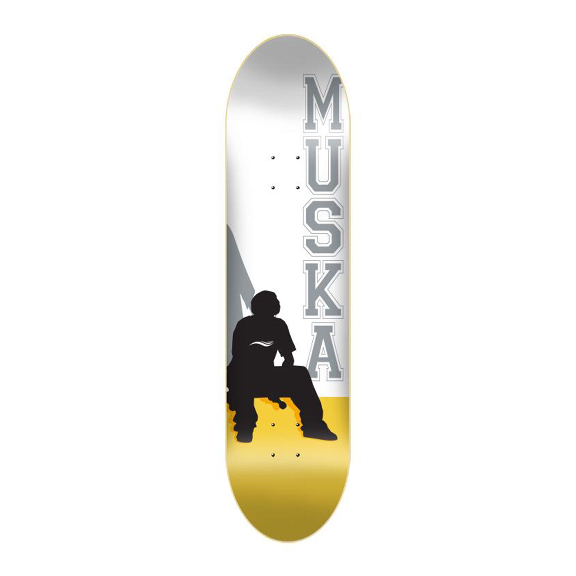 Shortys Muska Silhouette Deck Product Photo #1