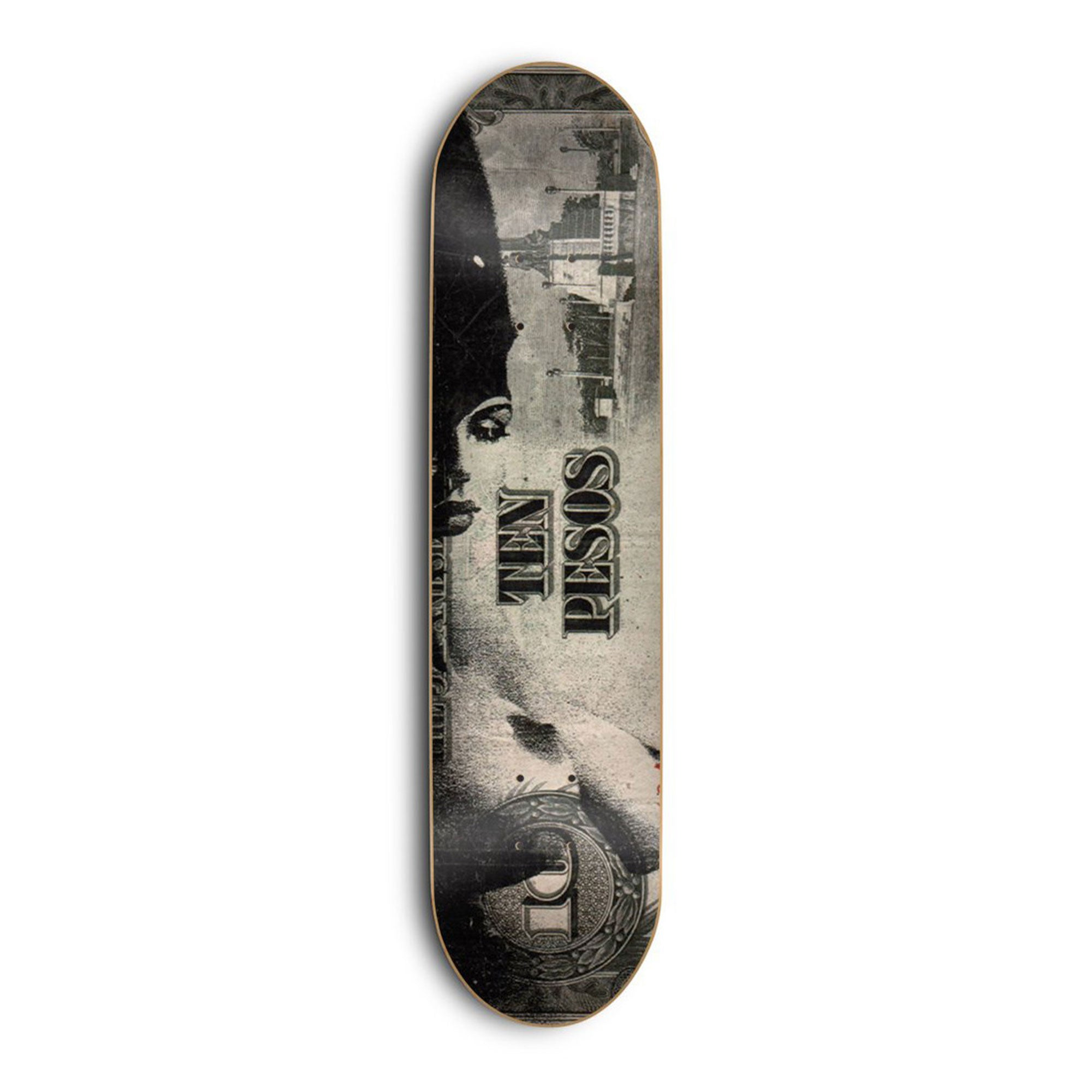 Skate Mental Dads Money Anderson Deck Product Photo #1