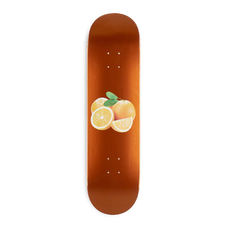 Skate Mental Orange Wieger Deck Product Photo