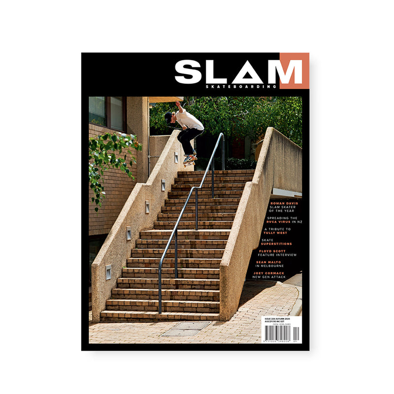 Slam Magazine Issue 226 Product Photo