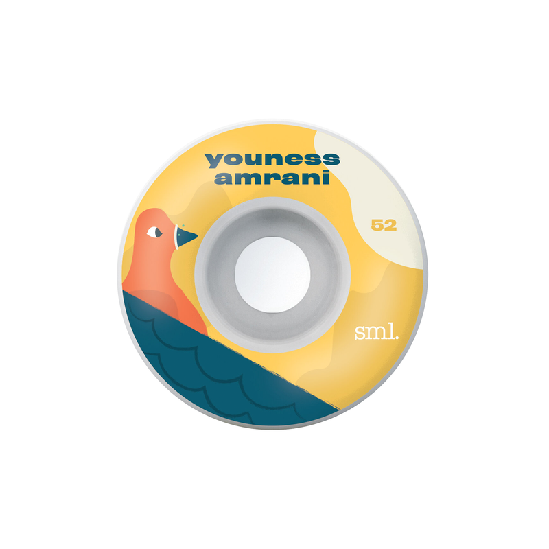 SML Toonies Youness Amrani 99A Wheels Product Photo