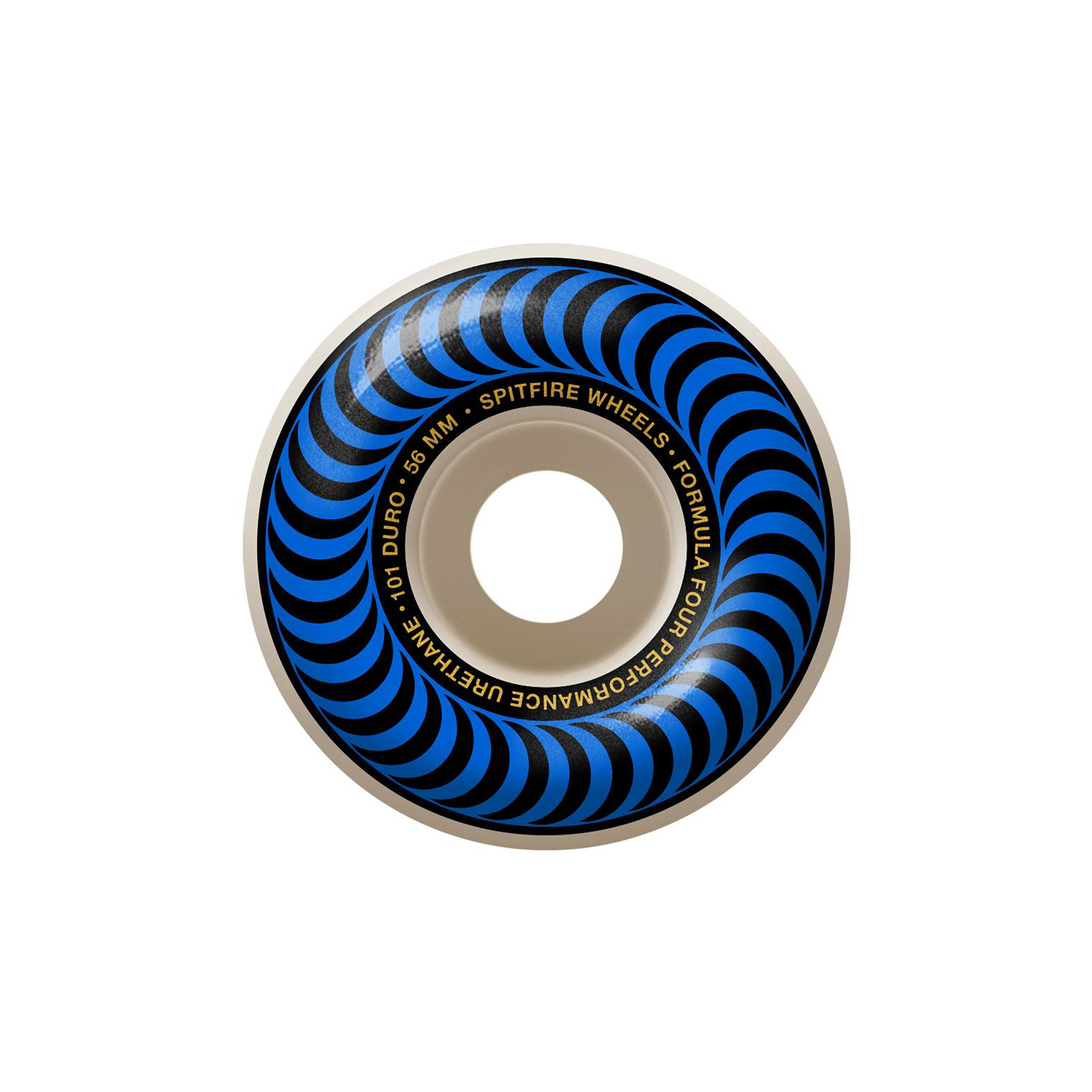 Spitfire Formula Four Classic Swirl 101 Wheels Product Photo #1