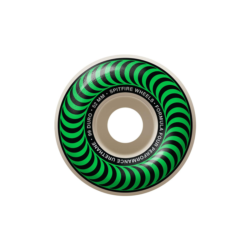 Spitfire Formula Four Classic Swirl 99 Wheel Product Photo