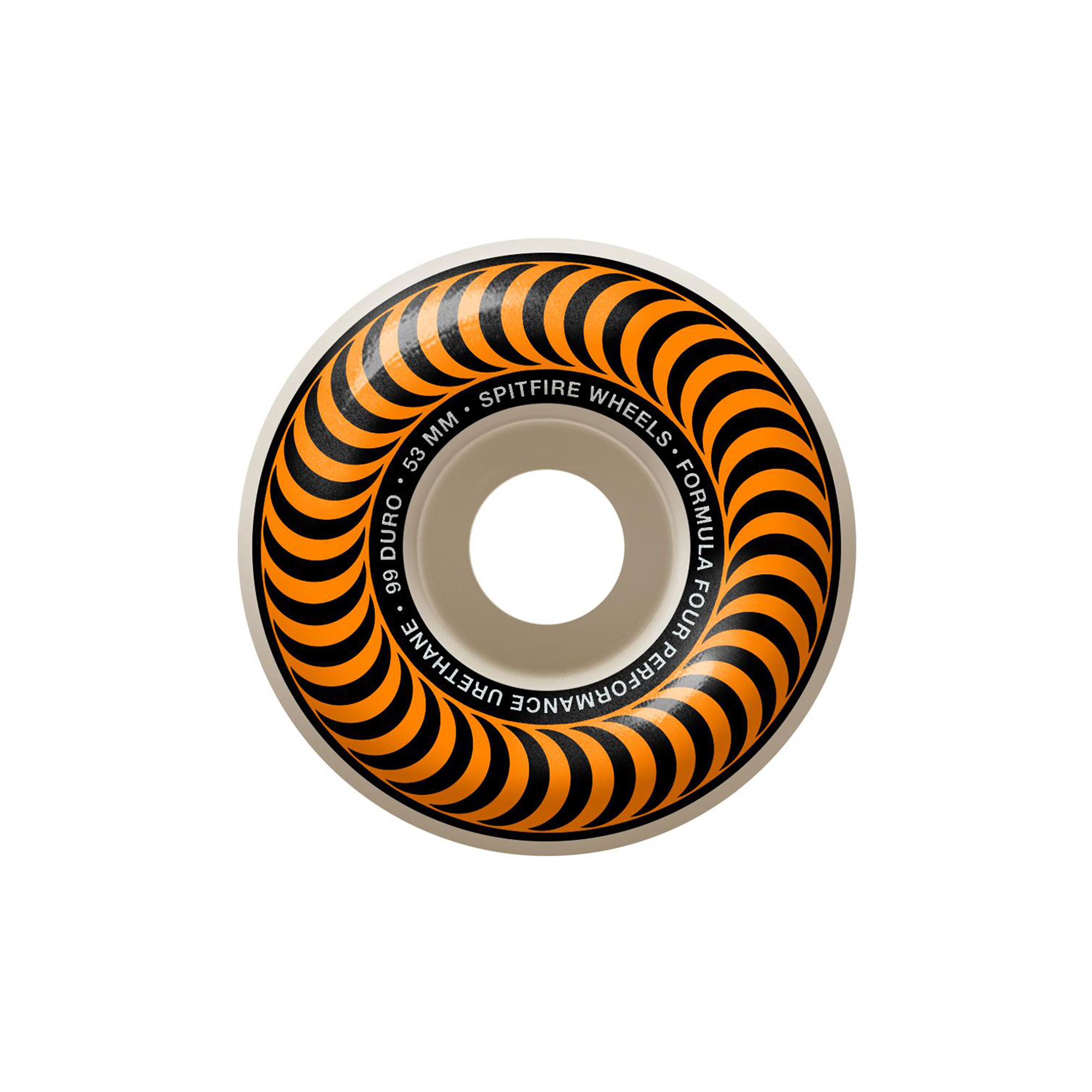 Spitfire Formula Four Classic Swirl 99 Wheel Product Photo #2