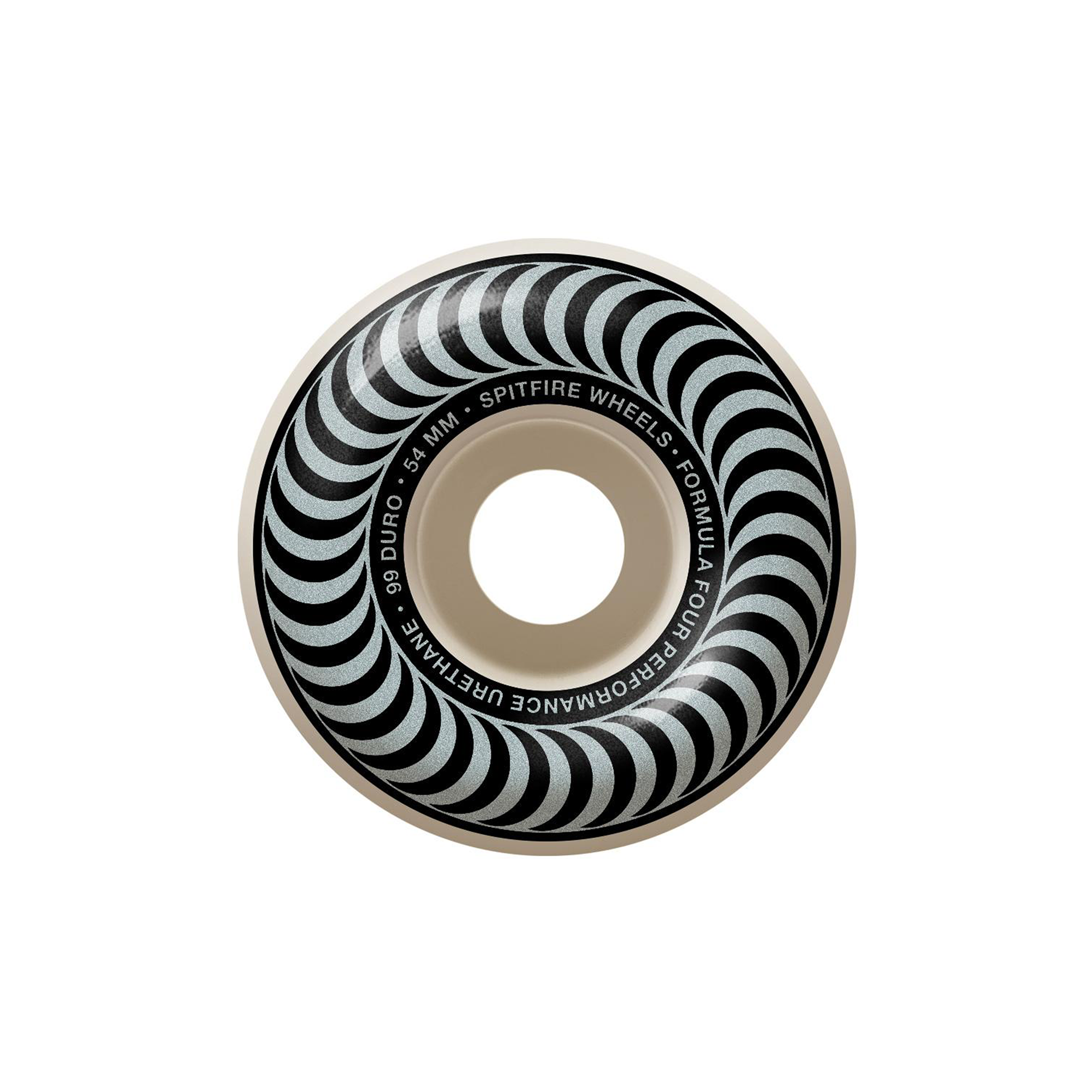 Spitfire Formula Four Classic Swirl 99 Wheel Product Photo #3