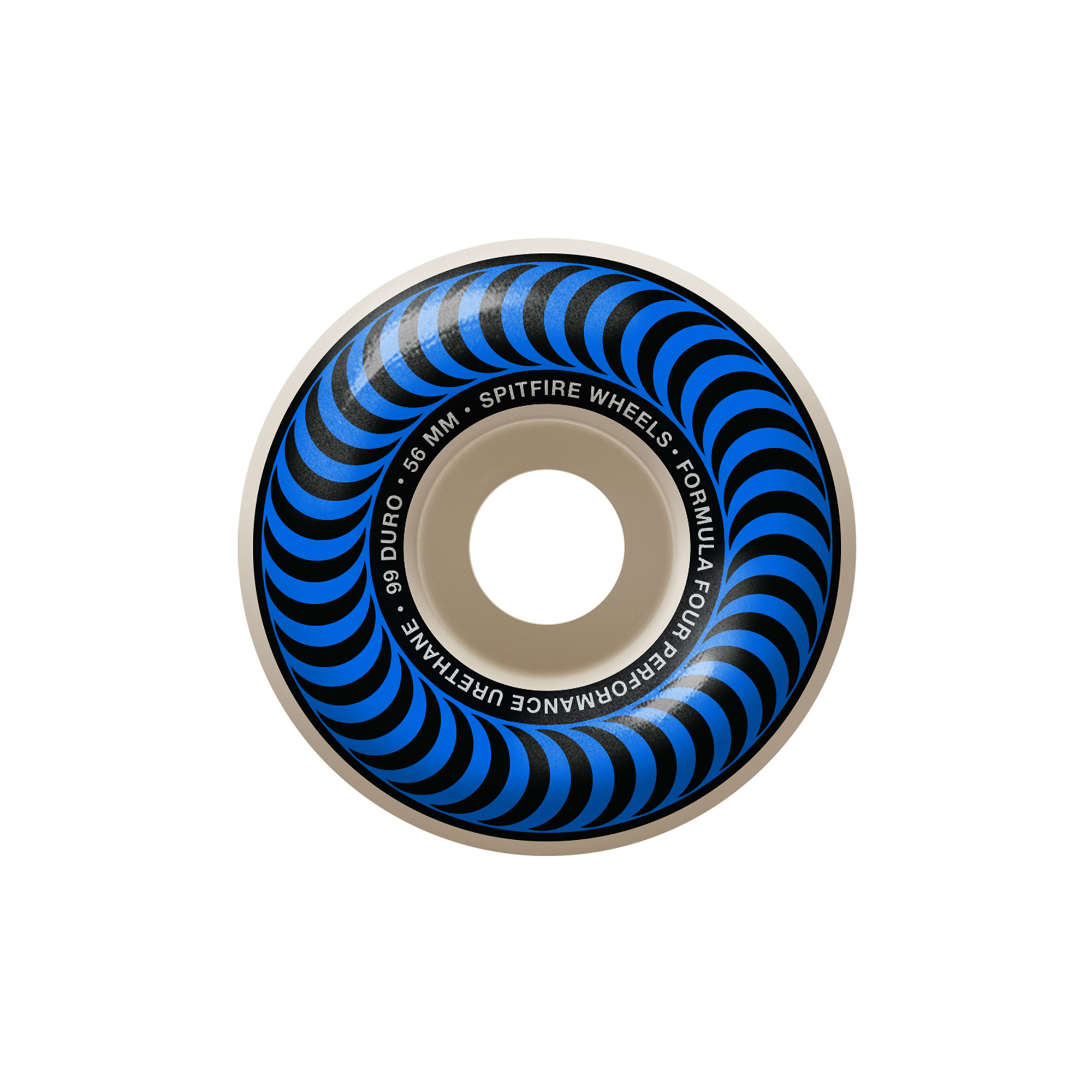Spitfire Formula Four Classic Swirl 99 Wheel Product Photo #5