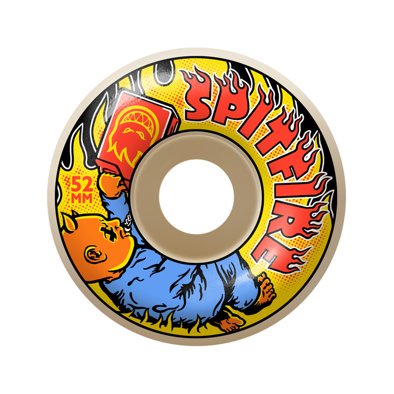 Spitfire Demonseed Wheels Product Photo