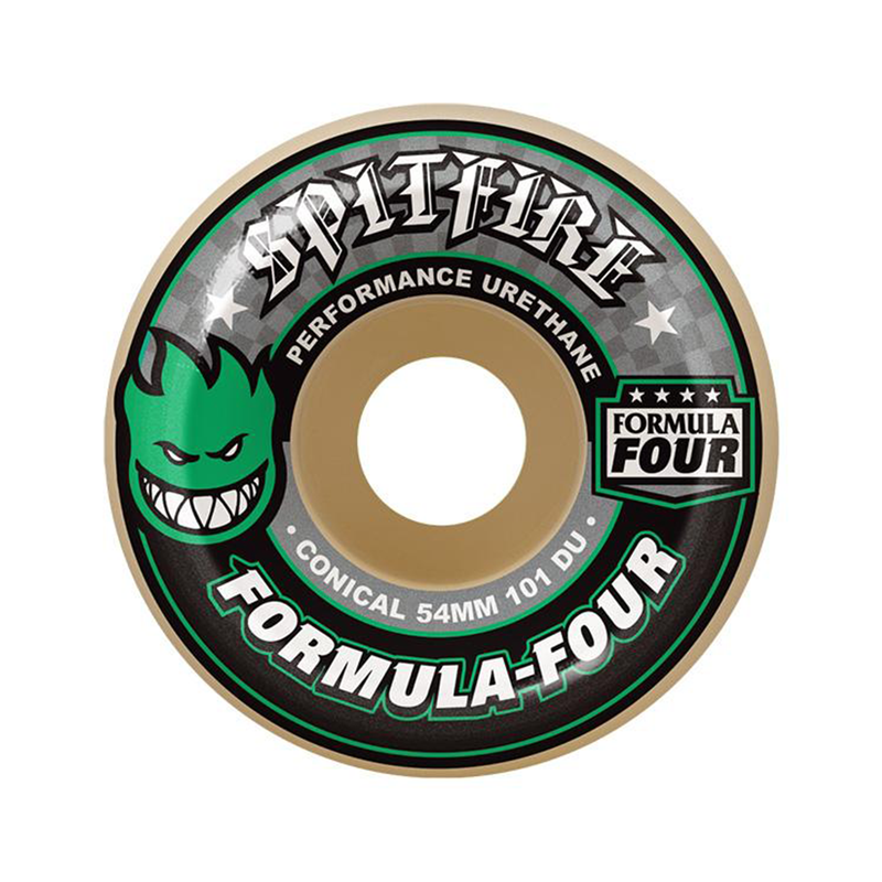 Spitfire Formula Four Conical 101 Wheels Product Photo