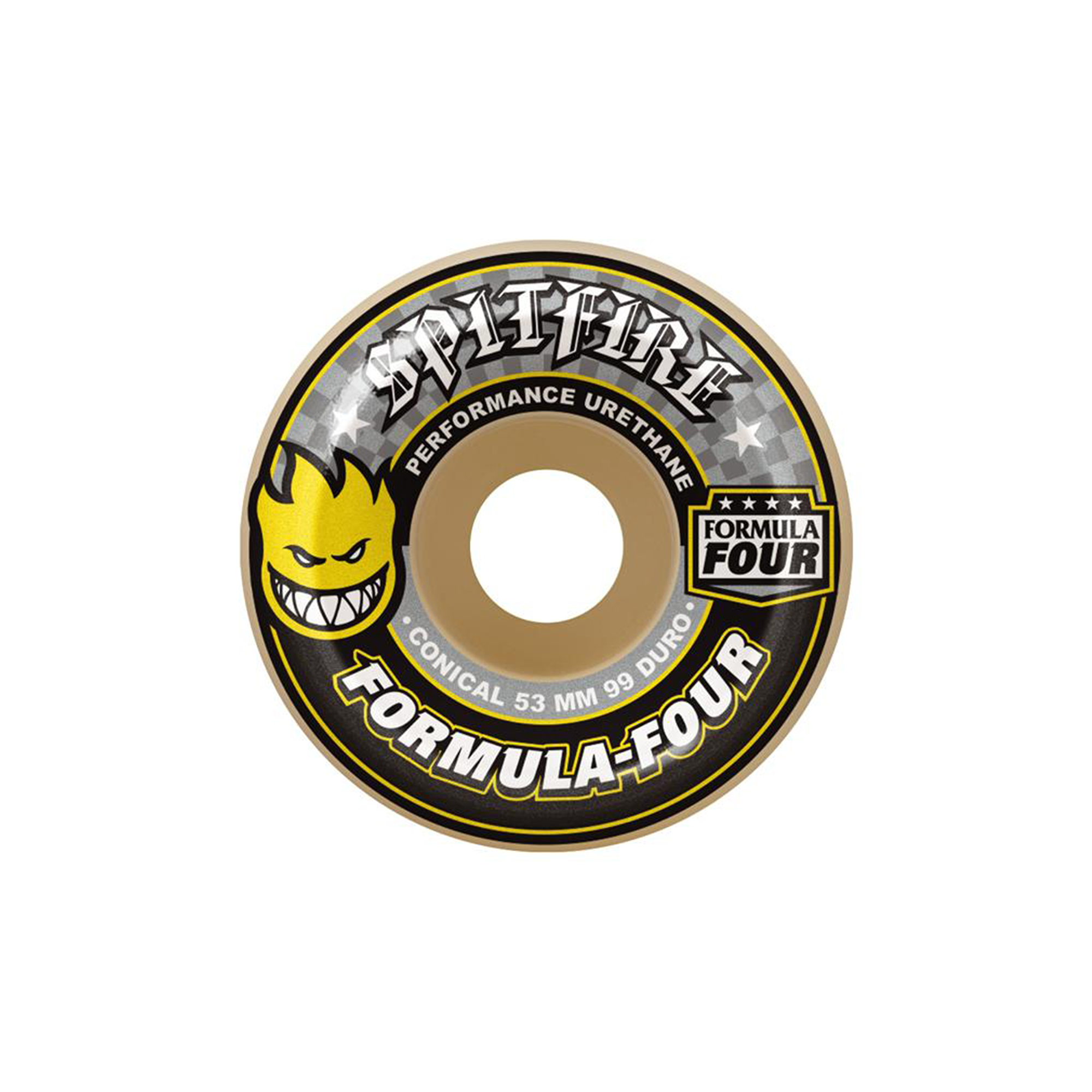 SPITFIRE FORMULA FOUR CONICAL 99 WHEELS