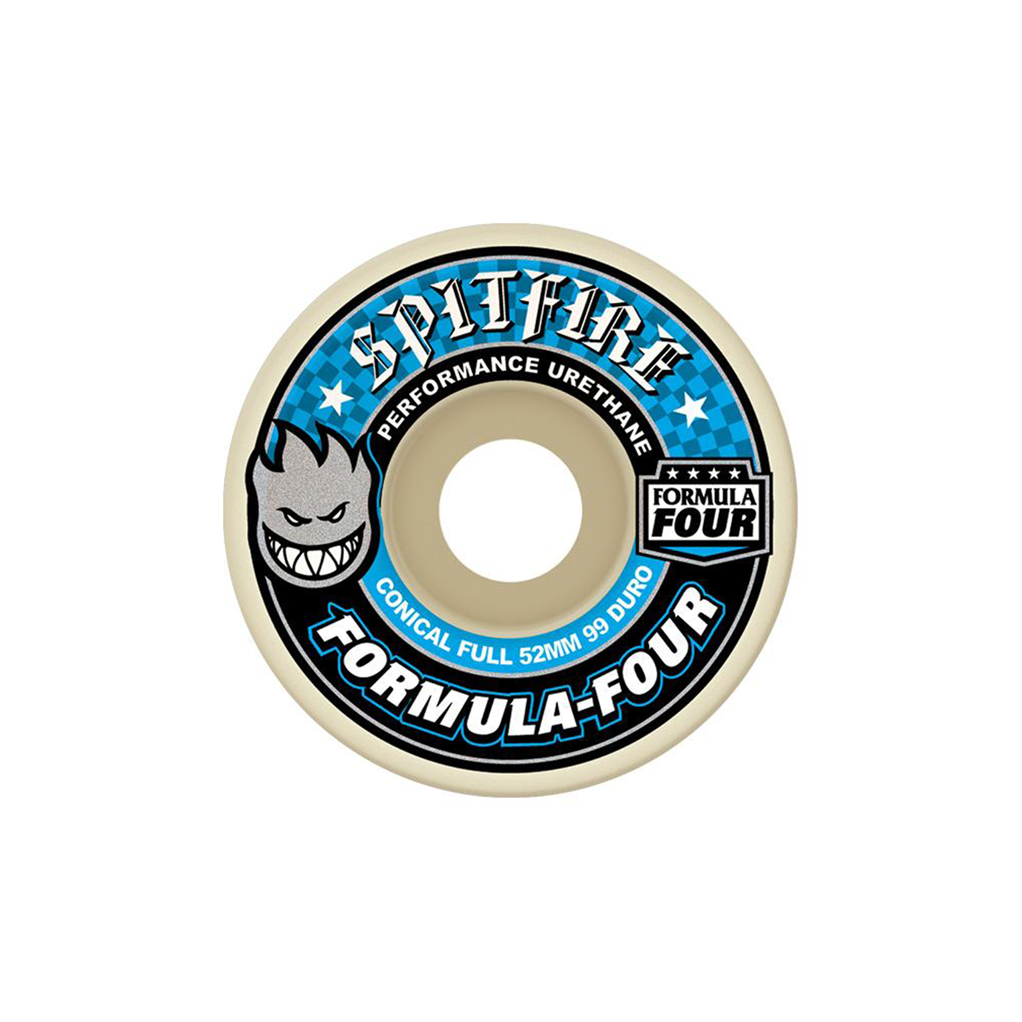 Spitfire Formula Four Conical Full 99 Wheels Product Photo #1
