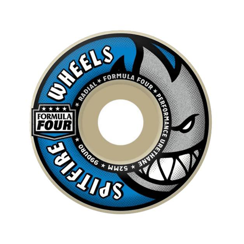 Spitfire Formula Four Radial 99 Wheels Product Photo