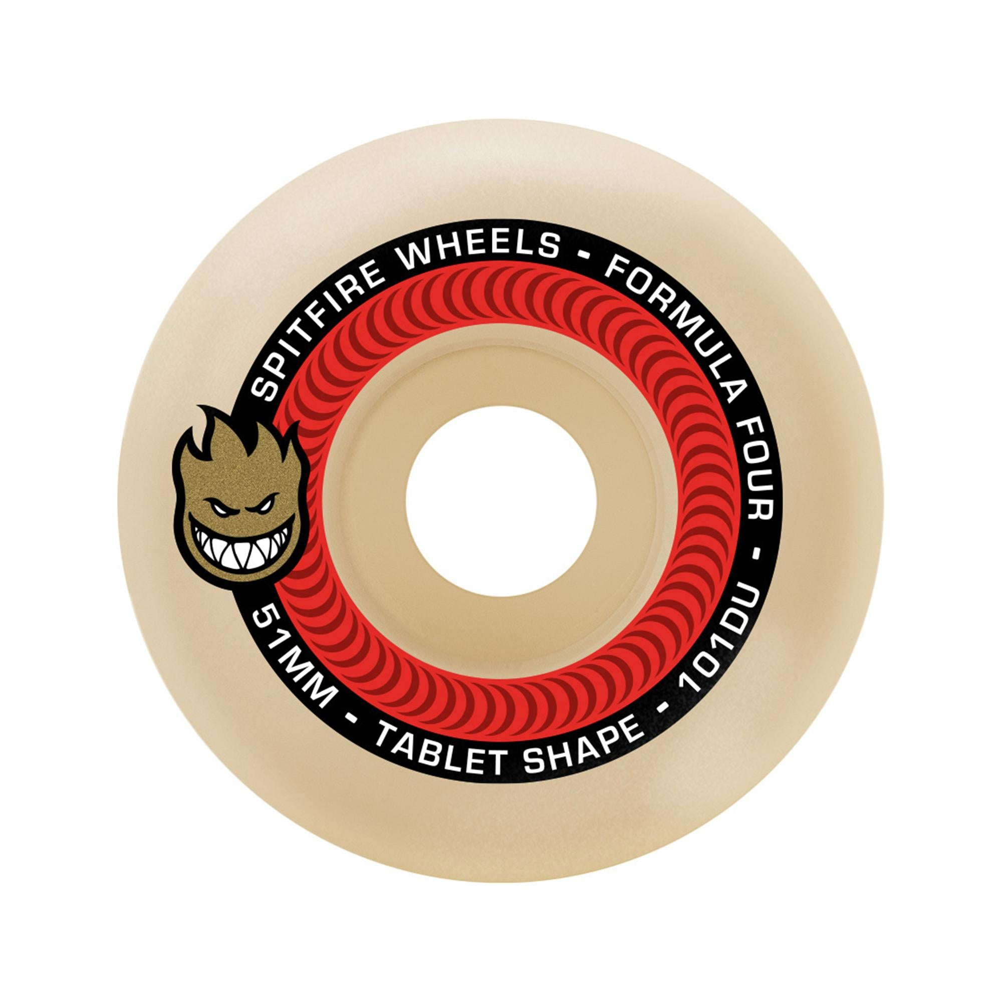 Spitfire Formula Four Tablet 101 Wheels Product Photo #1