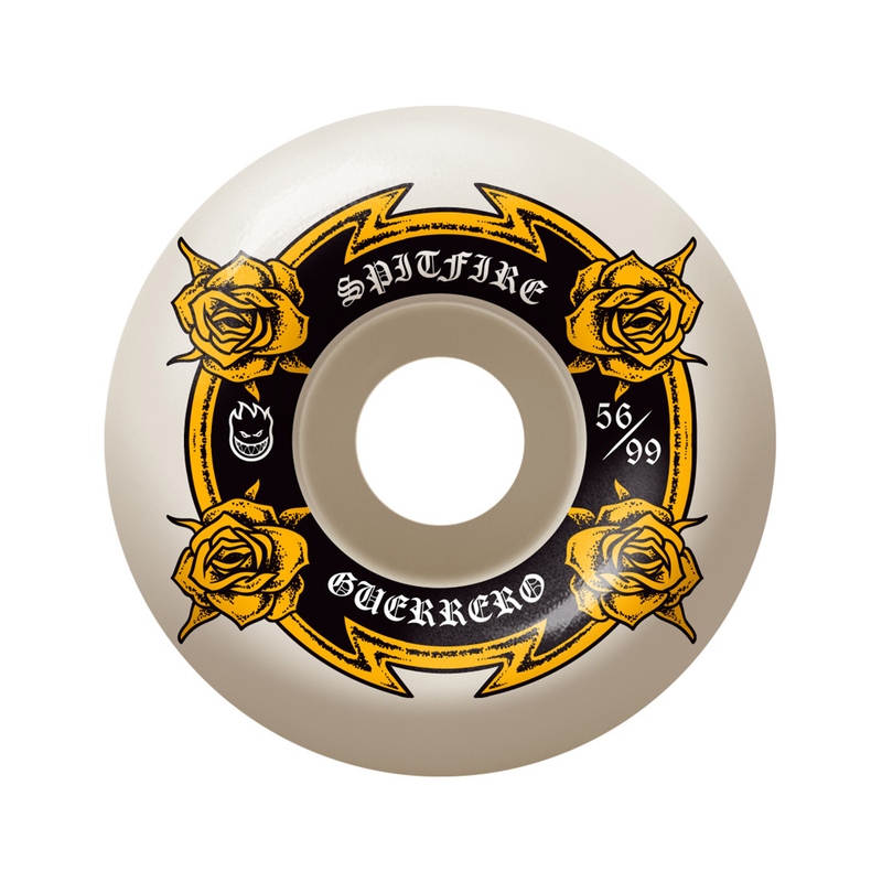 Spitfire Guerrero Wheels - 56mm Product Photo