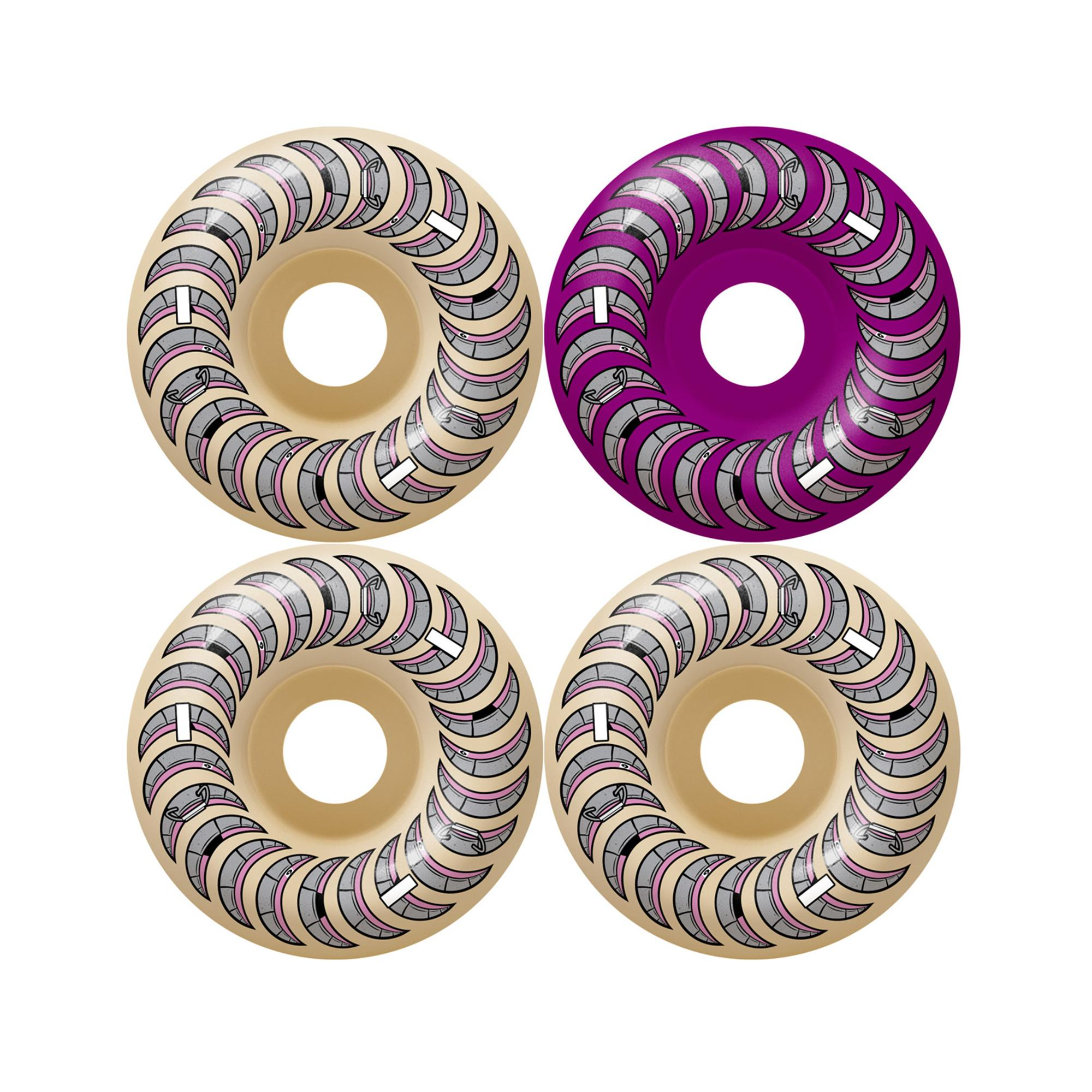 Spitfire Formula Four Classic Full 99 Wheels Product Photo #5