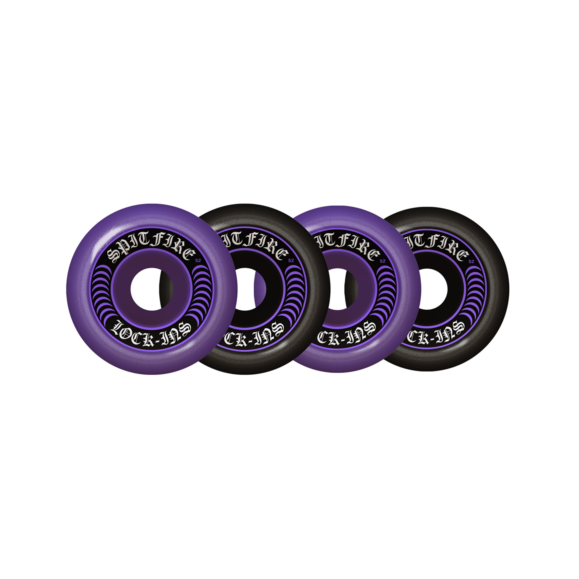 Spitfire Formula Four Lock In 101 Wheels Product Photo #3