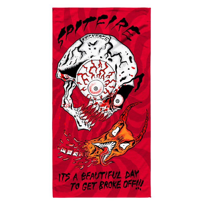 Spitfire Neckface Towel Product Photo