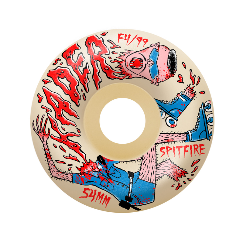 Spitfire Neckface Formula 4 99 Wheels Product Photo