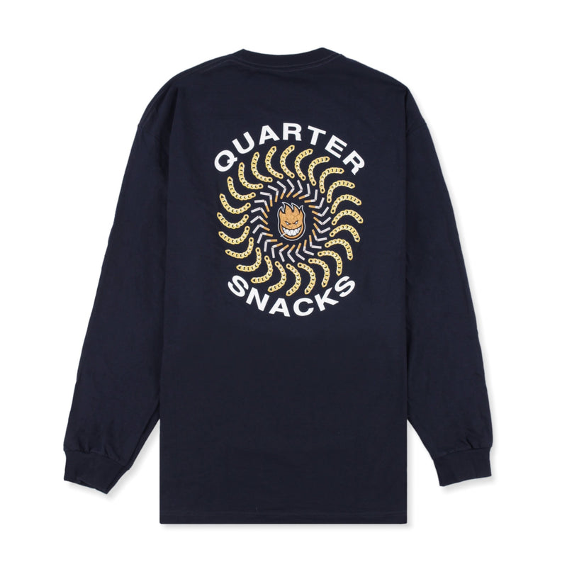 Spitfire x Quartersnacks L/S Tee Product Photo