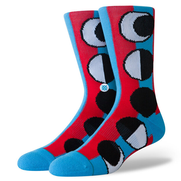 Stance Cavolo Moons Socks Product Photo