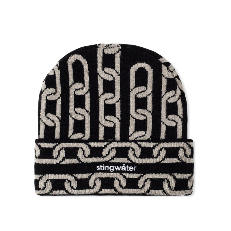 Stingwater Chain Fold Beanie Product Photo
