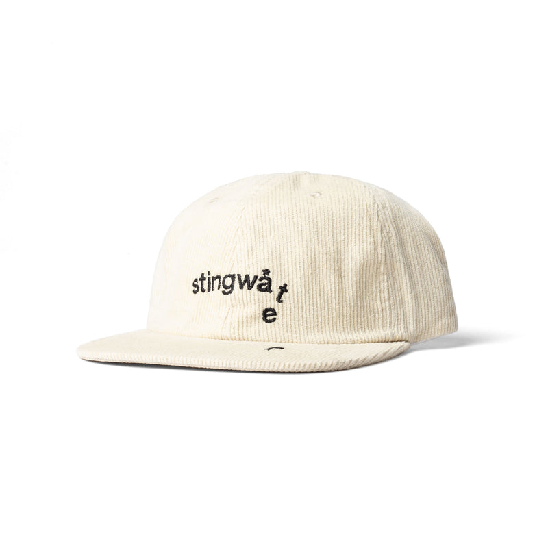 Stingwater Drip Logo Corduroy Cap Product Photo