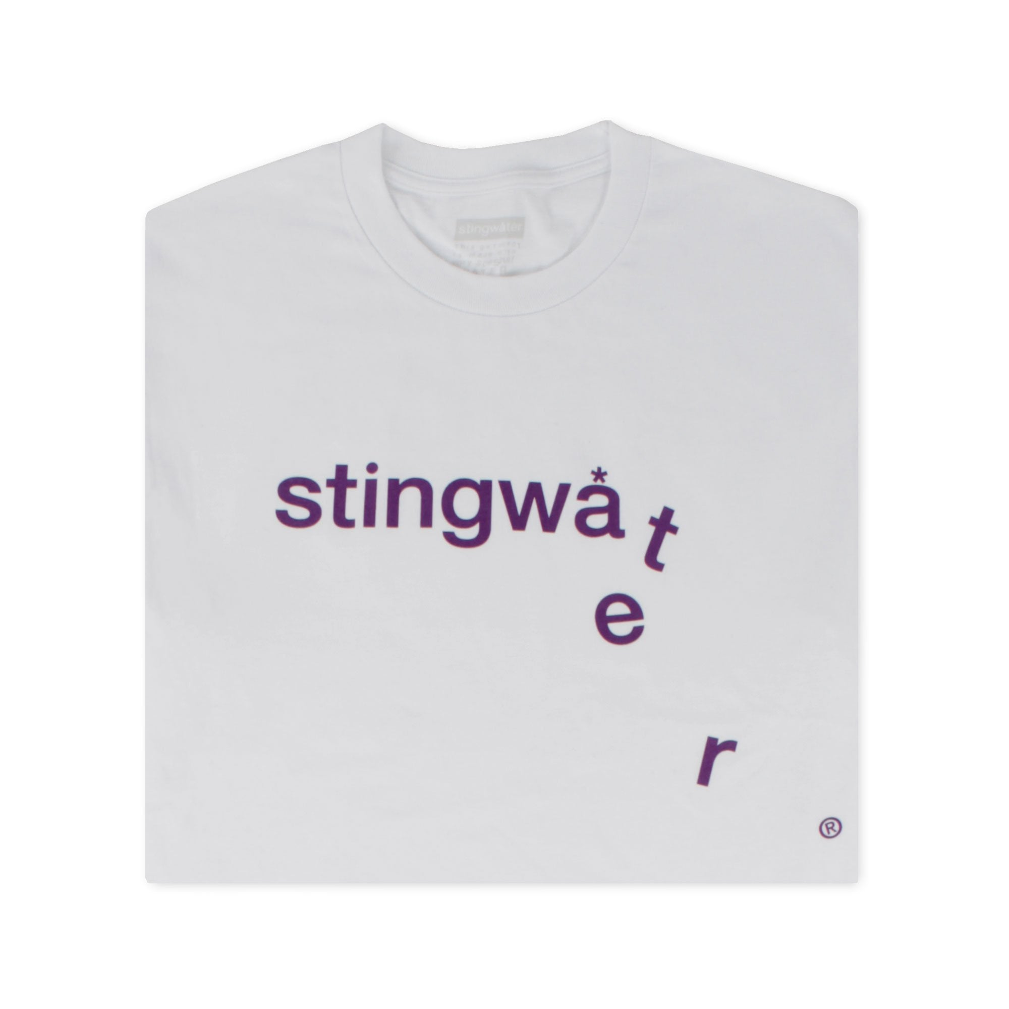 Stingwater Drip Logo Tee Product Photo #2