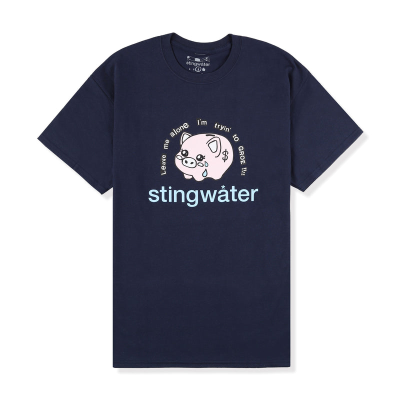 Stingwater Leave Me Alone Im Trying To Groe Tee Product Photo