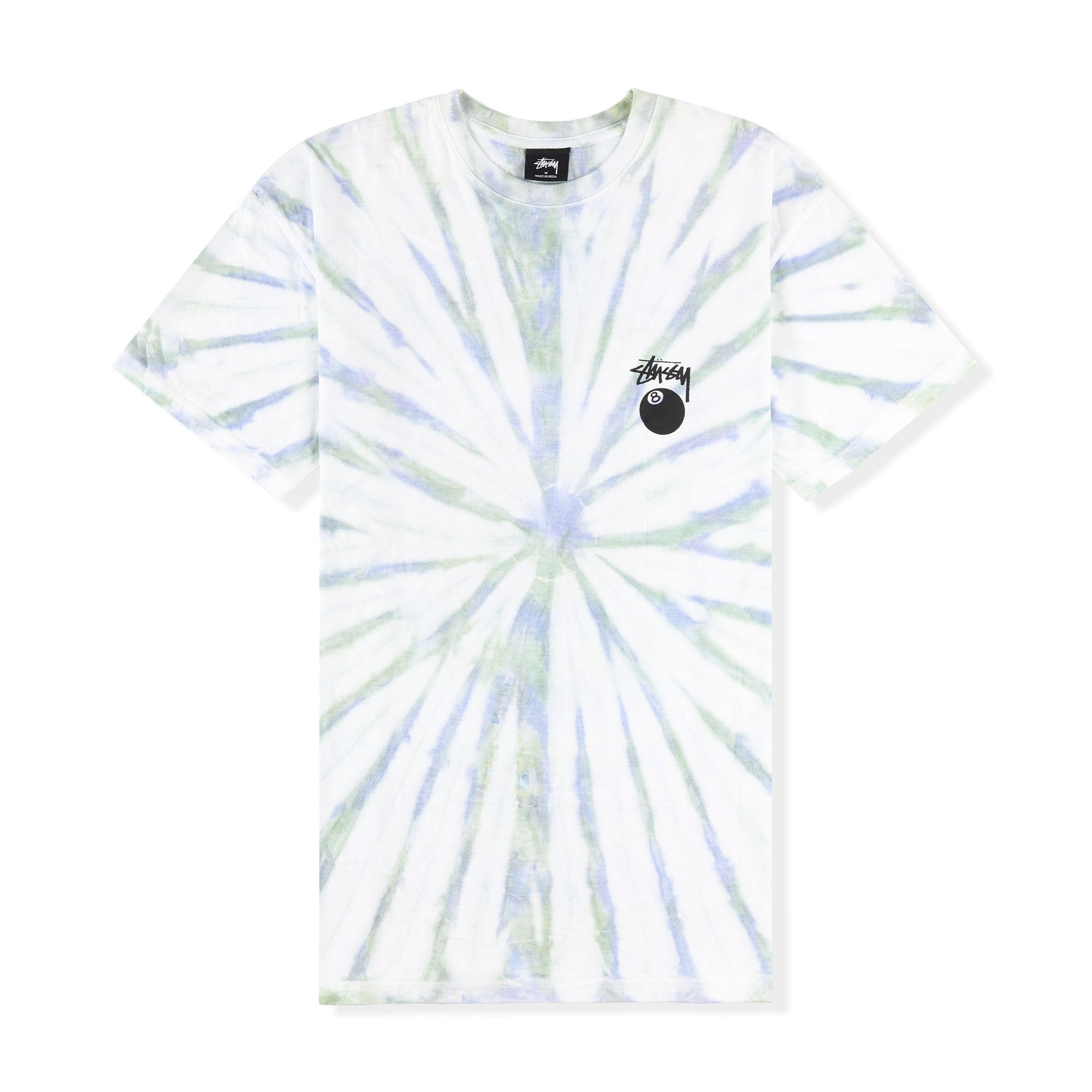 Stussy 8 Ball Tie Dye Tee Product Photo #1