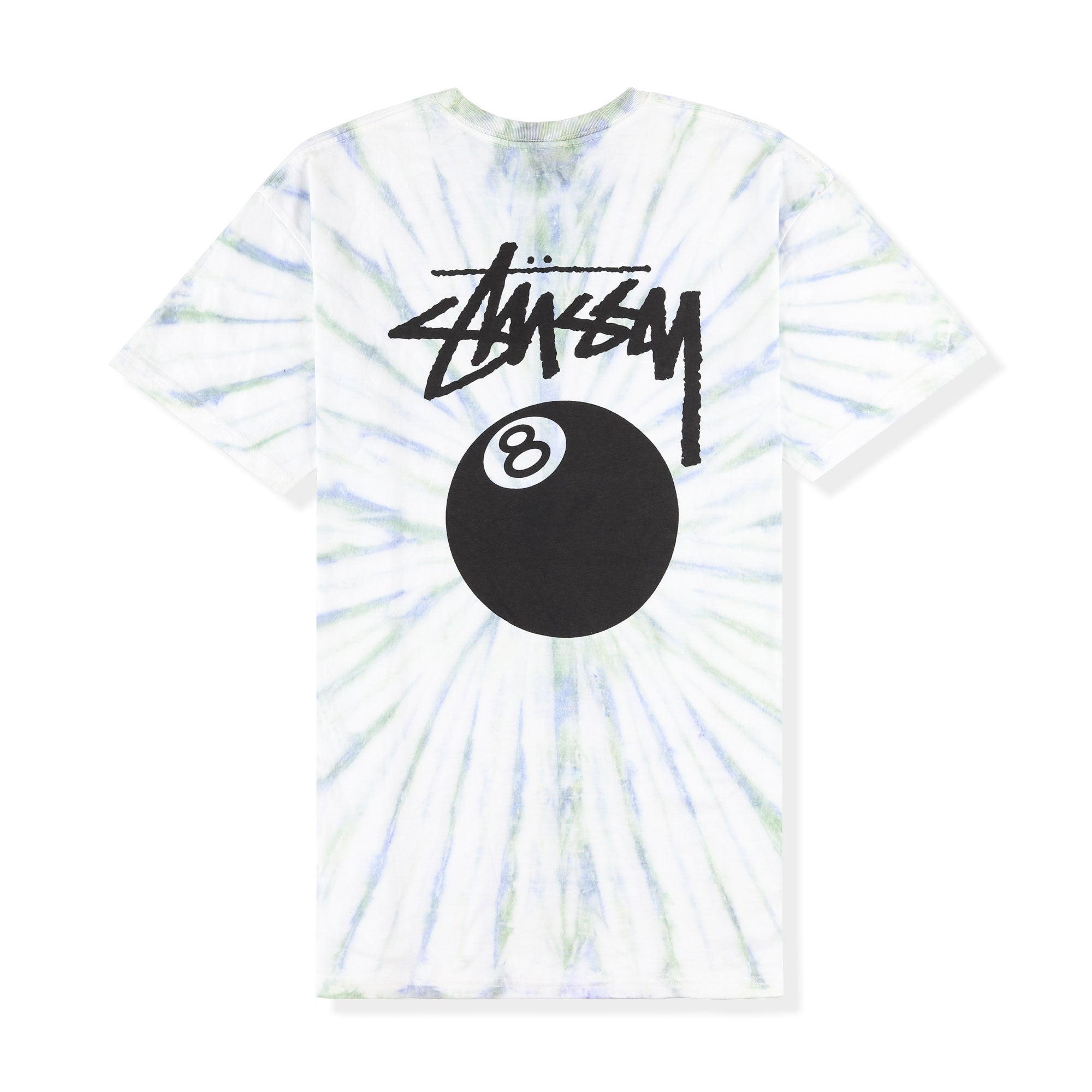 Stussy 8 Ball Tie Dye Tee Product Photo #2