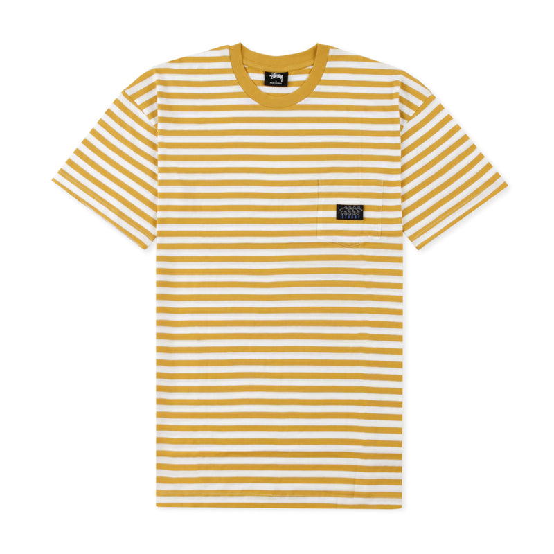 Stussy Baker YD Pocket Tee Product Photo