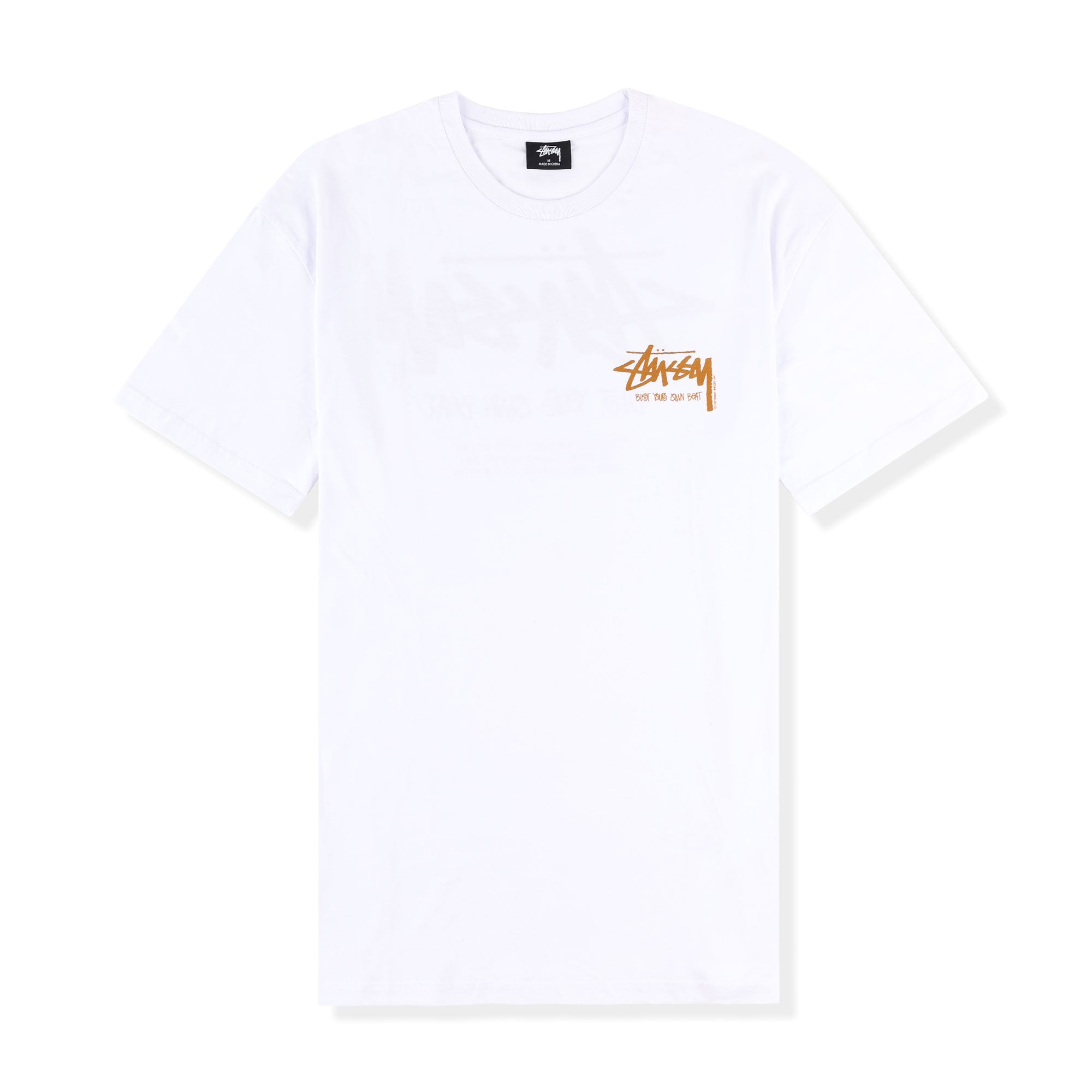 Stussy Bust Your Own Beat Tee Product Photo #1