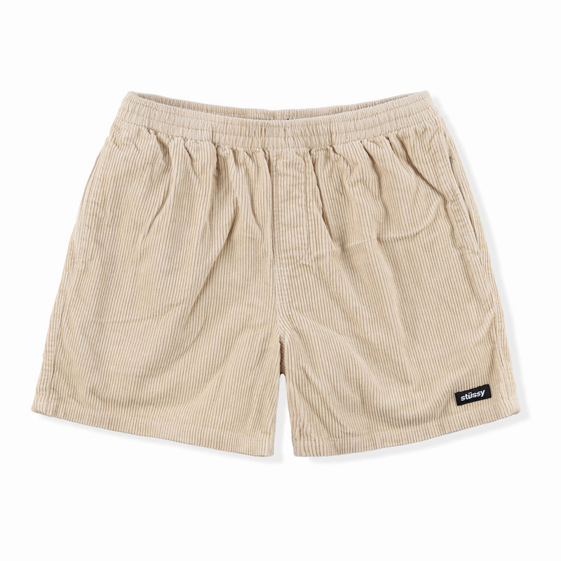 Stussy Cord Big Beach Shorts Product Photo
