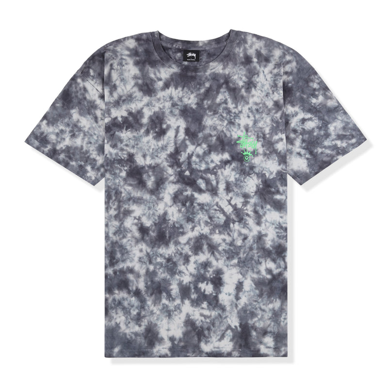 Stussy Crown Tie Dye Tee Product Photo