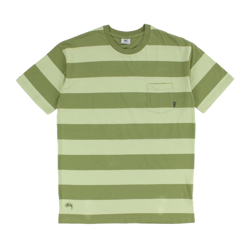 Stussy Fat Stripe Tee Product Photo