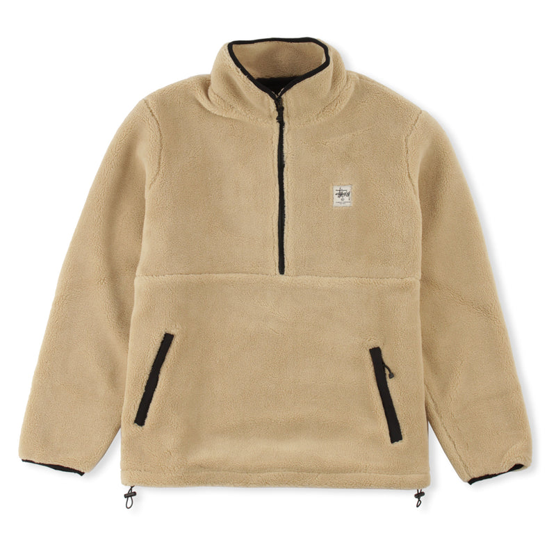 Stussy Isaac Sherpa Jacket Product Photo