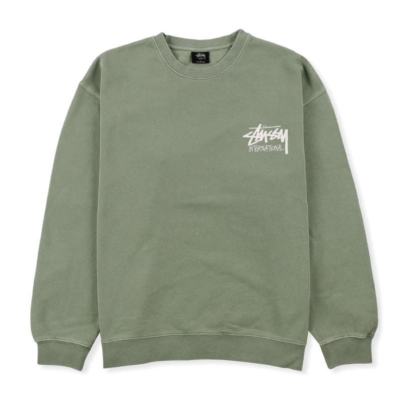 Stussy Stock International Crew Product Photo