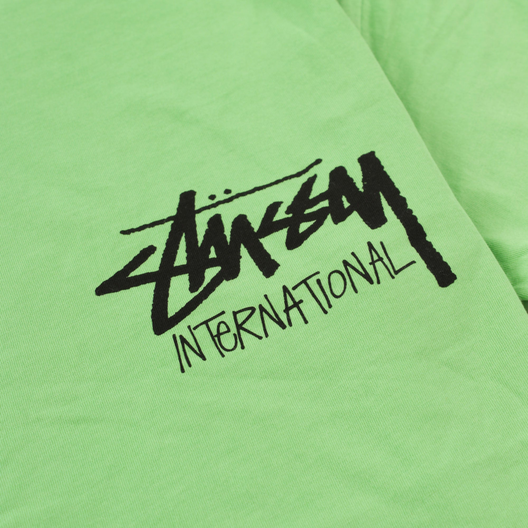 Stussy Stock International Tee Product Photo #2